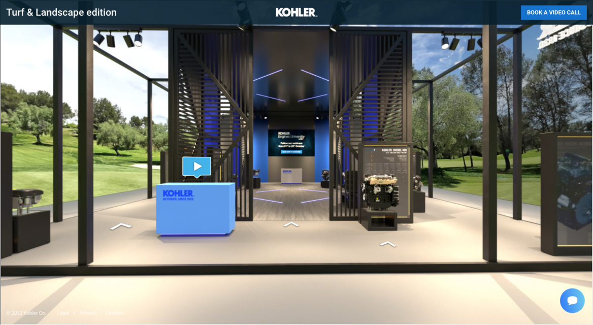 Solution: Virtual Booth
